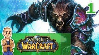 Worgen Starting Zone Gameplay Part 1 - Intro - World of Warcraft Let's Play Playthrough