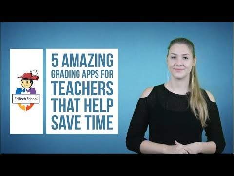 5 Amazing Grading Apps For Teachers That Help Save Time