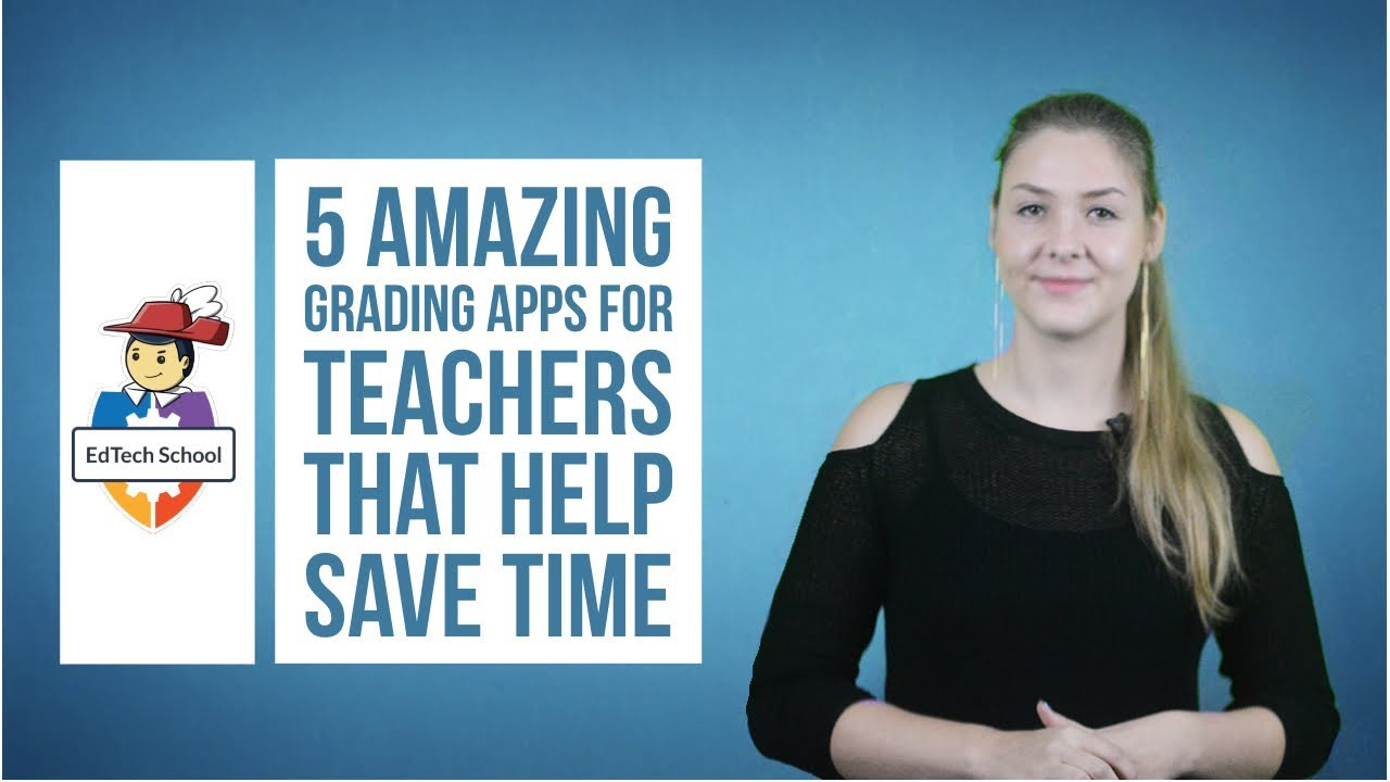 10+ amazing grading apps that help teachers save time - BookWidgets