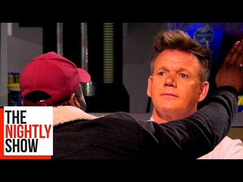 Gordon Ramsay: The Waxwork Prank at Madame Tussauds