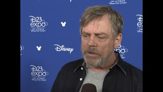 Hamill: Carrie 'could trust me'
