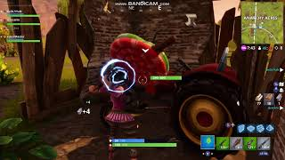 GETTING VICTORY ROYALE ON FORTNITE #2