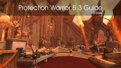 8.3 Protection Warrior M+ Guide - Rads
