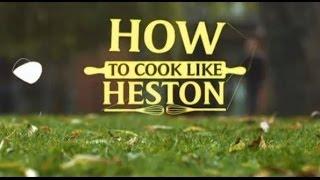 Как готовить как Хестон.  Серия 3   [Шоколад]