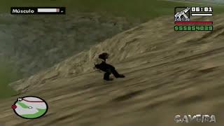GTA San Andreas - Momentos Engraçados (Montagem Melhores Bugs)