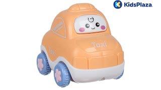 Đồ chơi cho bé - Đồ chơi ô tô taxi chạy bằng cót cho trẻ em - Kids Plaza