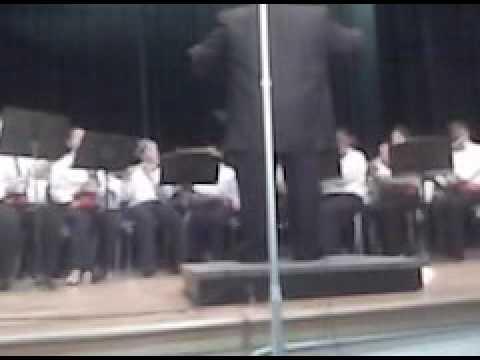Turner Middle School Concert Band - Fire Dance