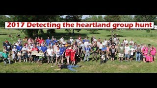 2017 Detecting the Heartland Spring Hunt