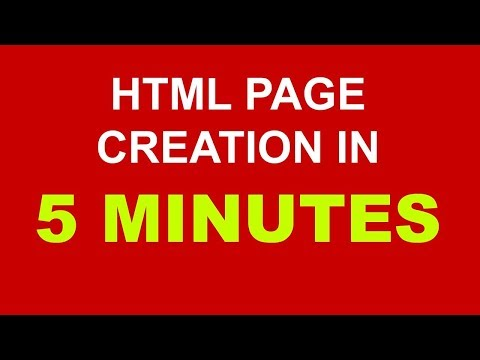 Div Layout In Html, Creating Layout Using Div Tag, How To Create Html Page In Div Tag