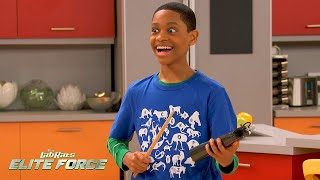 Band Practice Fail! | Lab Rats | Disney XD