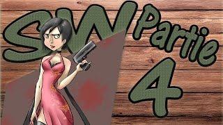 Walkthrough - Resident Evil 4 - Separate Ways [4/5] Ada Wong - Le quasi Game Over ! (+mods)