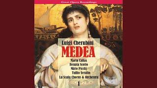 """Medea: Act I - """"Dei tuoi figli la madre"""""""