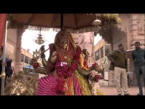 The Ambaji Durga Temple And Market, Gujarat