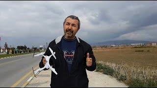 Ucuz Drone Alınır mı? Test ettik. Bakalım Nasıl? Universal EM-X modeli