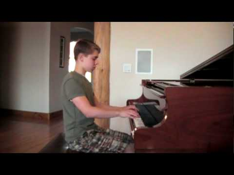 Live Like We're Dying - David Ross (Kris Allen Piano Cover)