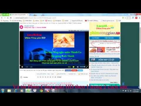 Hướng dẫn tải phim tại trang Luca15.Com