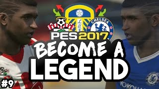 "BECOME A LEGEND! #9 |PES 2017! | ""STAYING OR LEAVING?!?!"""