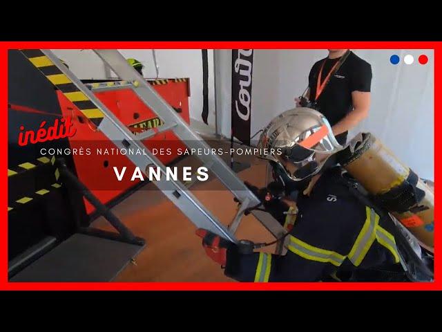 [REPORTAGE] Congrès National des Sapeurs-Pompiers 2019 - Vannes