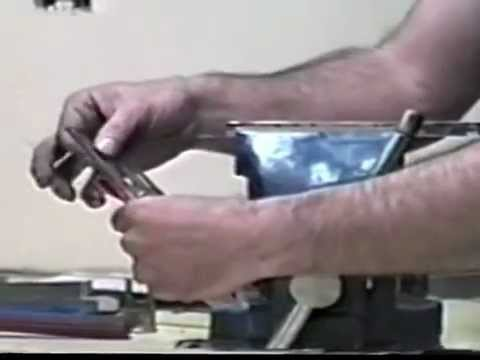 Personal Picks: How to Make Your Own Lock Picking Tools (Complete)
