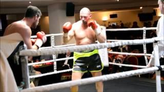 DAVID HOWE  VS  TOMAS MZRAEK   HEAVYWEIGHT FIGHT