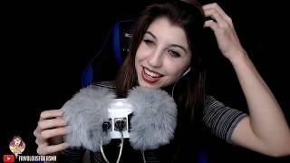 Live ASMR ~ Fluffy Ears, Soft Singing, Chill Chat
