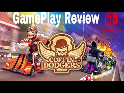 Nintendo Switch Coffin Dodgers Gameplay Review
