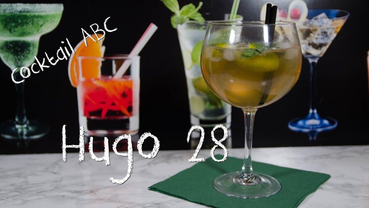 hugo 28 der erfrischende sommer cocktail ohne alkoh l cocktail abc h ohne alkohol youtube. Black Bedroom Furniture Sets. Home Design Ideas