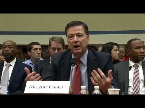 FBI Comey: DOJ Prosecutors Granted Clinton Attorney Cheryl Mills Immunity, Not The FBI