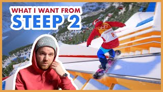 WHAT I WANT FROM STEEP 2 | Rosemary Originals