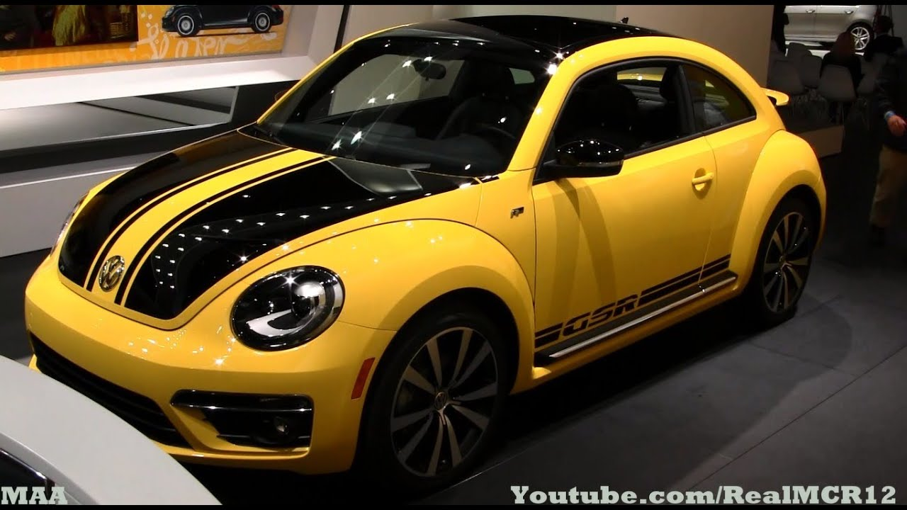 volkswagen beetle gsr turbo limited edition youtube