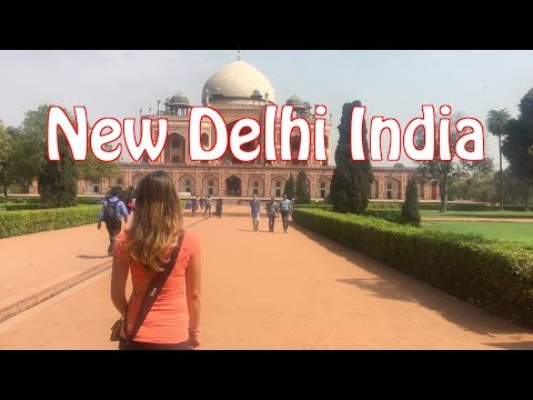 New Delhi India ~ Golden Triangle Tour