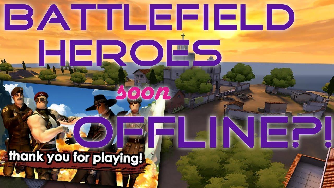 battlefield heroes de