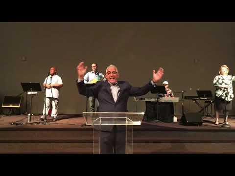 Palm Sunday morning service 4-5-2020