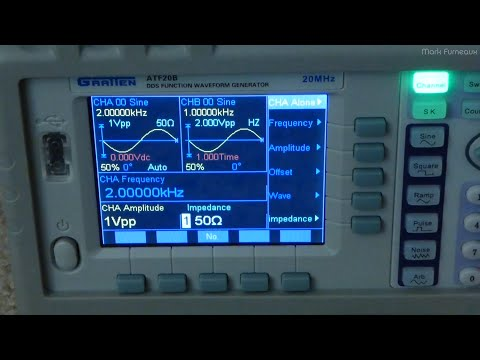 Teardown and Review of the Atten ATF20B Function Generator