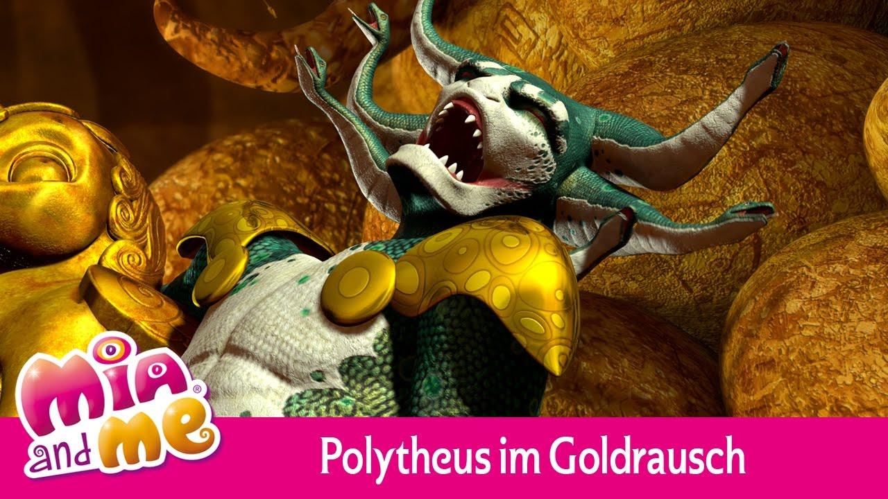 Polytheus im Goldrausch Mia and me