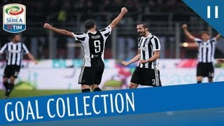 GOAL COLLECTION - Giornata 11 - Serie A TIM 2017/18