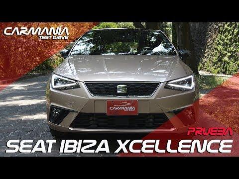 Seat Ibiza Xcellence a prueba - CarManía (2018)