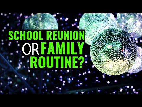 Would You Go Alone to High School Reunion?