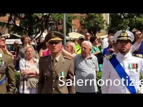 Salerno: Festa della Repubblica 2016 in Piazza Amendola