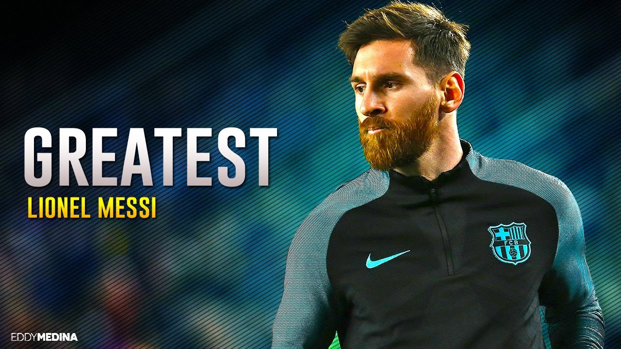 Lionel Messi The Greatest Best Skills Goals Hd Youtube