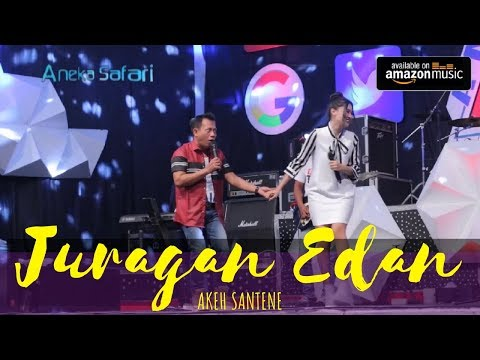 Nella Kharisma - Juragan Edan ft Cak Rul  ( Official Music Video ANEKA SAFARI ) #music