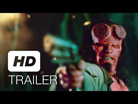 Hellboy - Official Trailer #2