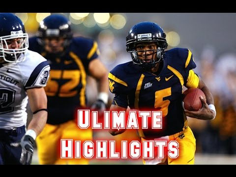 Pat White Ultimate Highlights
