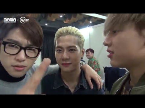 [2015MAMAxMPD] 갓세븐 셀프캠!! GOT7 Selfcam in HONGKONG 151209
