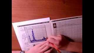 Японский кроссворд - уточка (небольшой) №15.