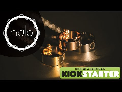 Halo Toy - Jewelry with a Playful Purpose - KickStarter Commercial