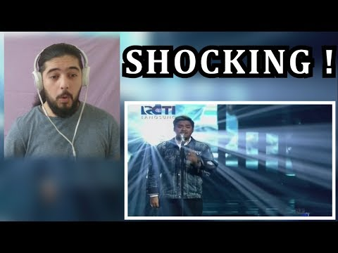 ABDUL - HISTORY (One Direction) - Spekta Show Top 6 - Indonesian Idol 2018 | Reaction