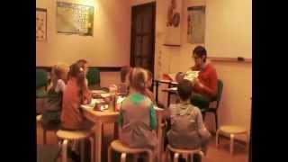 Обучение чтению на английском языке дошкольников