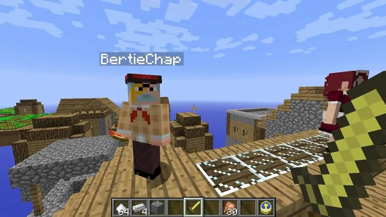 Glitch Diamonds Minecraft Superflat Village Wwwtollebildcom