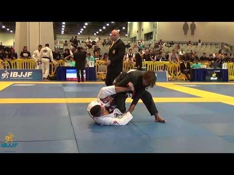 Kennedy Maciel vs Jonathan Van Buren  Las Vegas Summer Open 2018